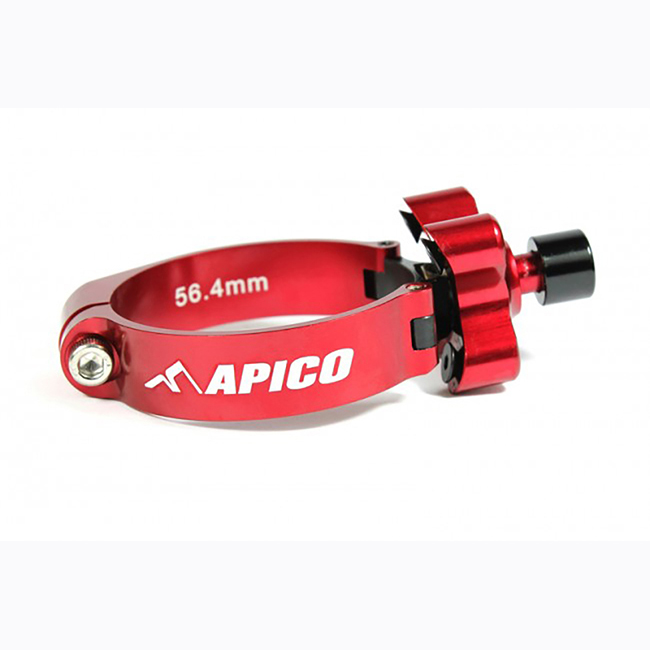 APICO LAUNCH CONTROL HONDA/SUZUKI CR80/85 96-07 CRF150R 07-18, RM85 02-17 RED ®