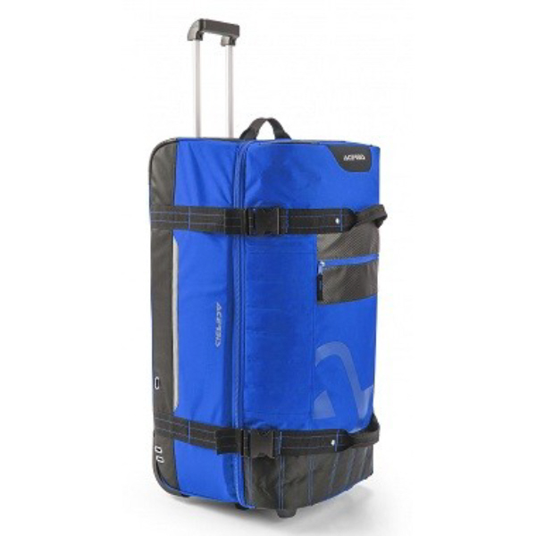ACERBIS X-TRIP Motocross & Dirt Bike Travel KIT Bag 105ltr - BLUE
