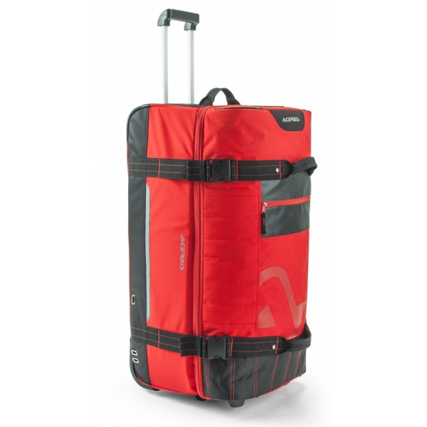 ACERBIS X-TRIP Motocross & Dirt Bike Travel KIT Bag 105ltr - RED