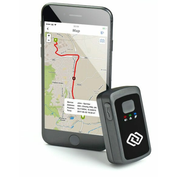 Spytrack NANO Tracker - Motocross / Car / Dirt Bike / Motorcycle /  Tracking Device
